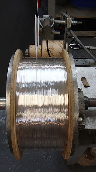 Plated Wire